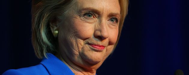 Hillary Clinton, Präsidentschaftskandidatin der USA