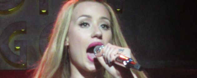 Iggy Azalea bei der GMA-Konzert-Serie in New York