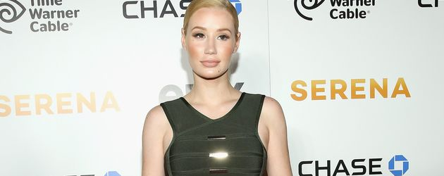 Iggy Azalea im Juni 2016 in New York