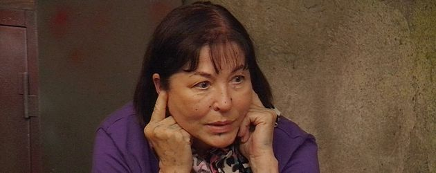 Schauspielerin Isa Jank
