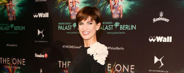 Isabell Horn bei der Premiere von THE ONE Grand Show in Berlin