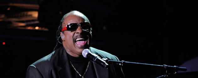 Stevie Wonder, Musiklegende