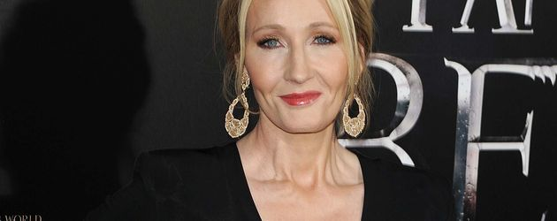 """J.K. Rowling auf der Premiere von """"Phantastische Tierwesen"""" in New York"""