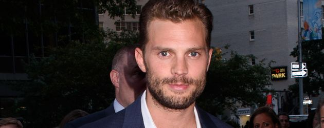 "Jamie Dornan bei der Premiere von ""Anthropoid"" in New York"