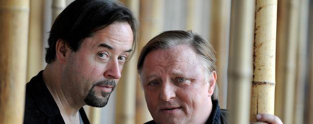 Die Münsteraner Tatort-Kommissare: Jan Josef Liefers und Axel Prahl