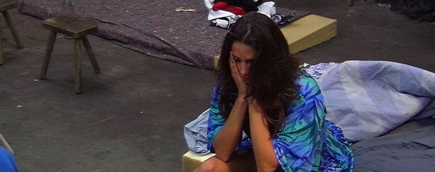 "Janina Youssefian bei ""Promi Big Brother"" (2014)"