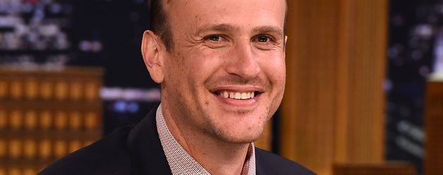 Jason Segel bei der Tonight Show mit Jimmy Fallon