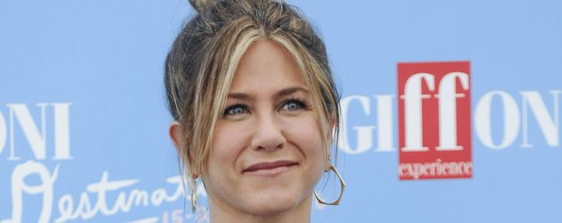"Jennifer Aniston beim ""Giffoni Film Festival 2016"" in Italien"
