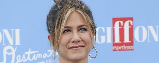 "Jennifer Aniston beim ""Giffoni Film Festival 2016"" in Italien"