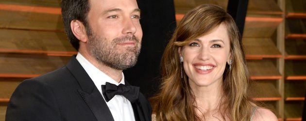 Schauspieler-Paar Jennifer Garner und Ben Affleck