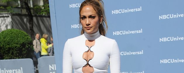 Jennifer Lopez im Mai 2016 in New York