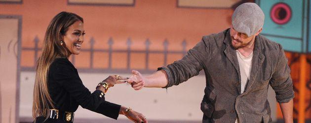 Jennifer Lopez und Channing Tatum