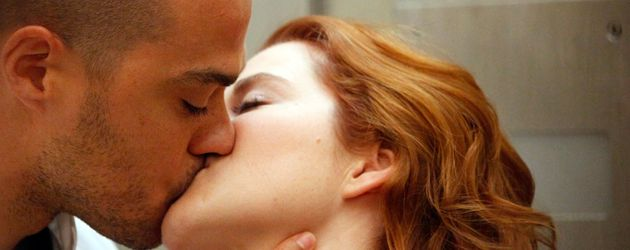 Jesse Williams und Sarah Drew bei Grey's Anatomy