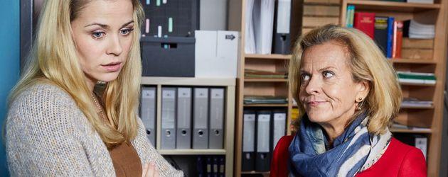 """Jessica Ginkel bei """"Der Lehrer"""""""