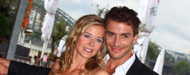 Jessica Ginkel und Max Alberti