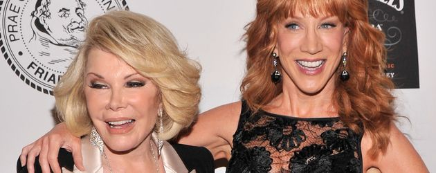 Joan Rivers und Kathy Griffin