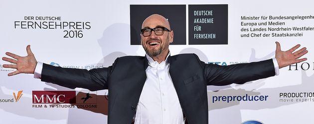 """Unternehmer Jochen Schweizer beim """"Television Award 2015"""" in Köln"""