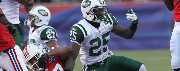 Joe McKnight, ehemaliger NFL-Star