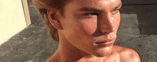 Jordan Barrett, Model