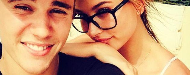 Justin Bieber und Hailey Baldwin