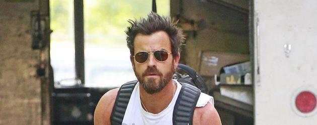 Justin Theroux, Ehemann von Jennifer Aniston