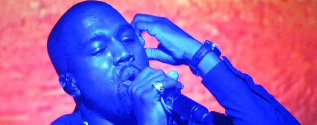 Kanye West bei einem Konzert im November 2016 in New York