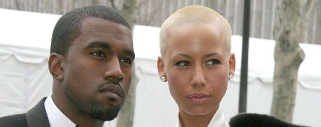 Kanye West und Amber Rose