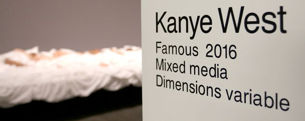 "Kanye Wests ""Famous""-Privatausstellung"