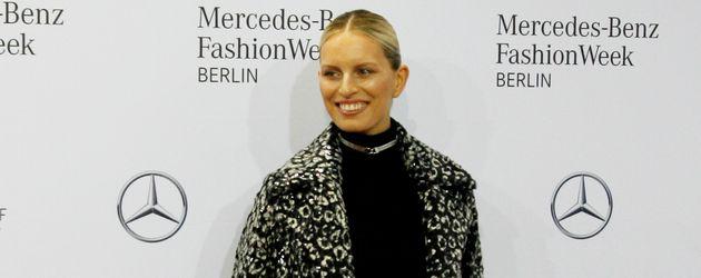 Berlin Fashion Week und Karolina Kurkova