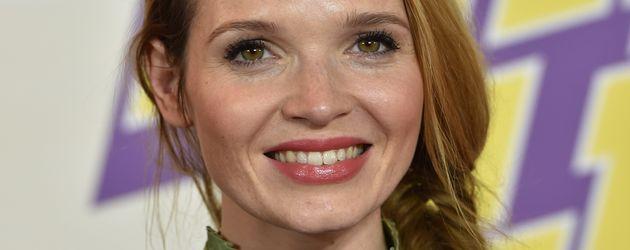"""Karoline Herfurth auf der """"Fack ju Göhte 2""""-Premierer in München"""