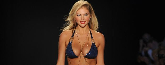 "Kate Upton bei der ""Mercedes-Benz Fashion Week"" in Miami"