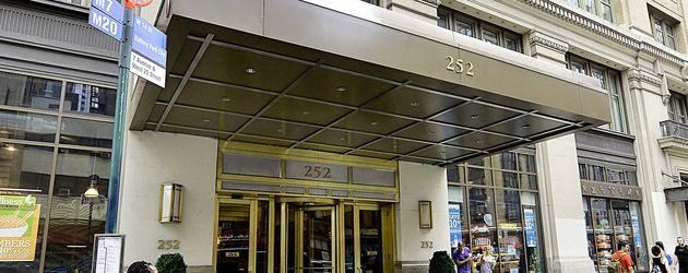 Katie Holmes neues Apartement in New York