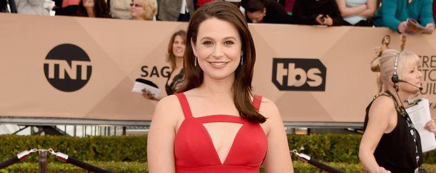 Katie Lowes bei den Annual Screen Actors Guild Awards 2016