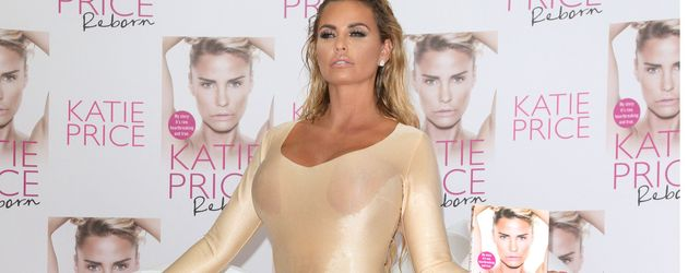 "Katie Price beim ""Reborn""-Book-Launch"