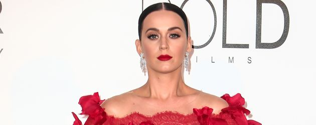 Katy Perry bei der amfAR Gala in Cannes