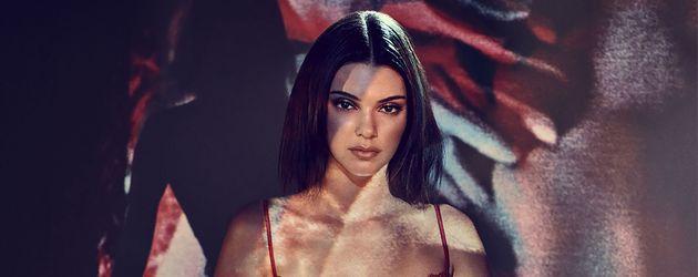 """Kendall Jenner bei einem Fotoshooting für """"La Perla"""""""