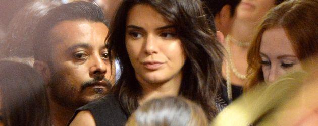 Kendall Jenner bei einer Geschäftseröffnung in Beverly Hills