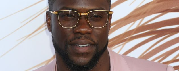 Kevin Hart bei einer Filmpremiere in New York