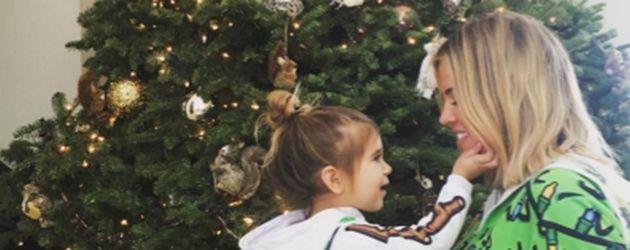 Khloe Kardashian und Penelope Disick