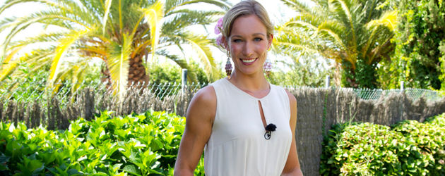 """Kickbox-Weltmeisterin Dr. Christine Theiss bei """"The Biggest Loser"""""""