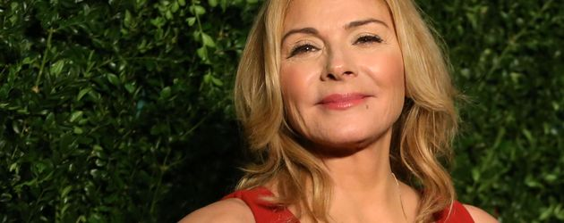 "Kim Cattrall als ""Samantha Jones"""