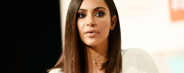 "Kim Kardashian bei der ""#BlogHer16 Experts Among Us""-Konferenz"