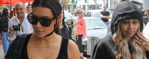 Blac Chyna und Kim Kardashian
