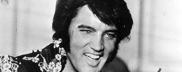 Elvis Presley im Jahr 1975