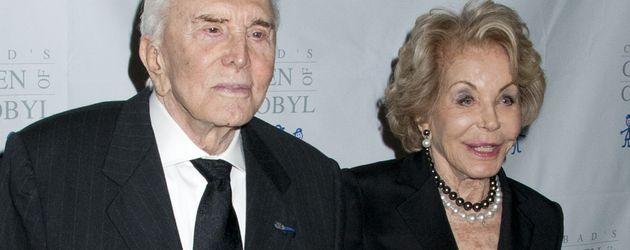Kirk und Ann Douglas