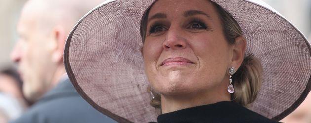 """Königin Maxima am """"Königstag"""" in den Niederladen"""