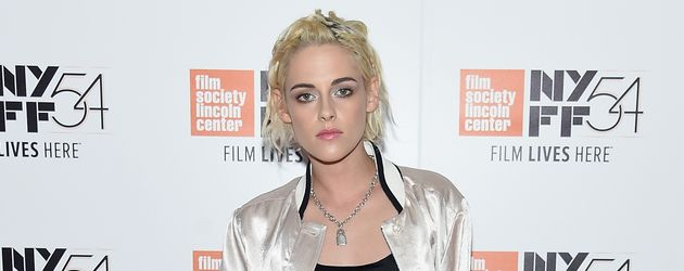 Kristen Stewart beim  54th New York Film Festival