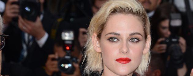 Kristen Stewart auf dem roten Teppich in Cannes