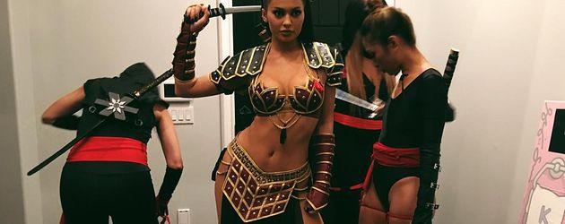 Kylie Jenner an Halloween 2015