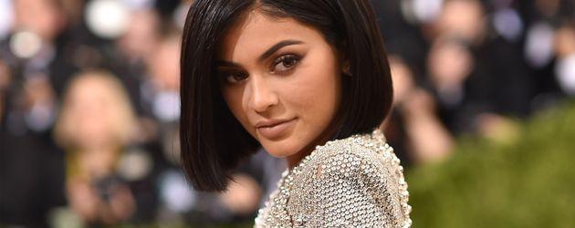 Kylie Jenner auf dem Red Carpet